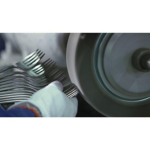 WMF Nuova Kuchengabel, Set 6-teilig, Cromargan Edelstahl poliert, spülmaschinengeeignet, L 16 cm