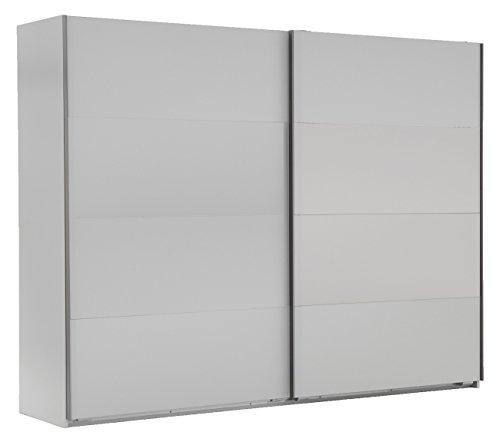 Wimex Kleiderschrank/ Schwebetürenschrank Easy A Plus, (B/H/T) 180 x 210 x 65 cm, Weiß