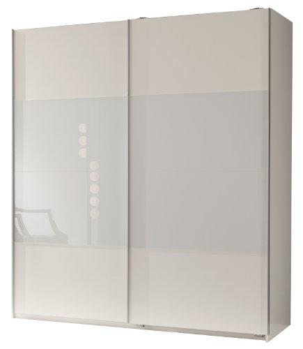 Wimex Kleiderschrank/Schwebetürenschrank Enter, (B/H/T) 180 x 198 x 64 cm, Weiß