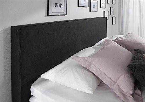 Breckle Boxspringbett 180 x 200 cm Classico Box Split Hollanda 1000 TFK Topper Gel Premium Standard