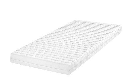 Breckle Öko-Wash Matratze für jede Jahreszeit geeignet Microfaserbezug waschbar bis 60° C Grösse 80x200