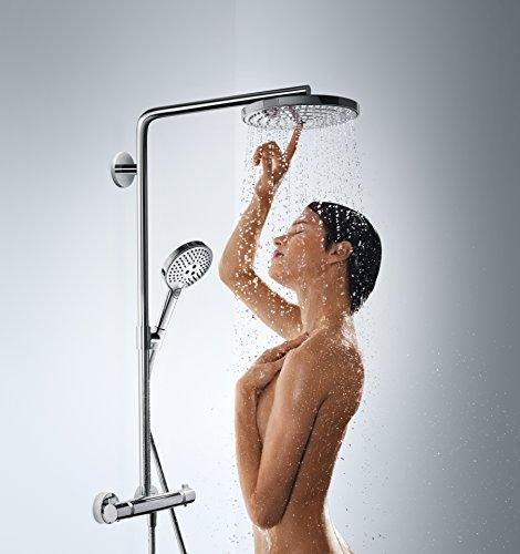 hansgrohe Raindance Select S 240 Duschsystem (2 Strahlarten) chrom