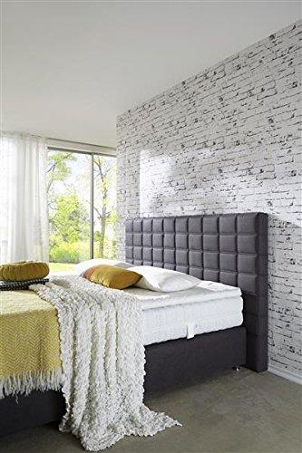 Breckle Boxspringbett 160 x 200 cm Big Ben Box Miodormio TFK 1000 Formschaummatratze My Balance 20 Topper Gel Premium Comfort