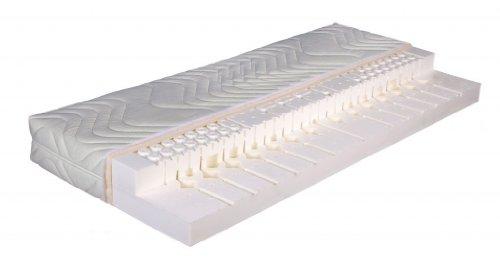 Breckle Matratze MyBalance Comfort weich H2 Form-Kaltschaum 80x180 - 200x220 RG55, Größe:120 x 180 cm