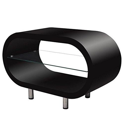 vidaXL Kaffeetisch Couchtisch Wohnzimmertisch Loungetisch TV-Rack Fernsehtisch